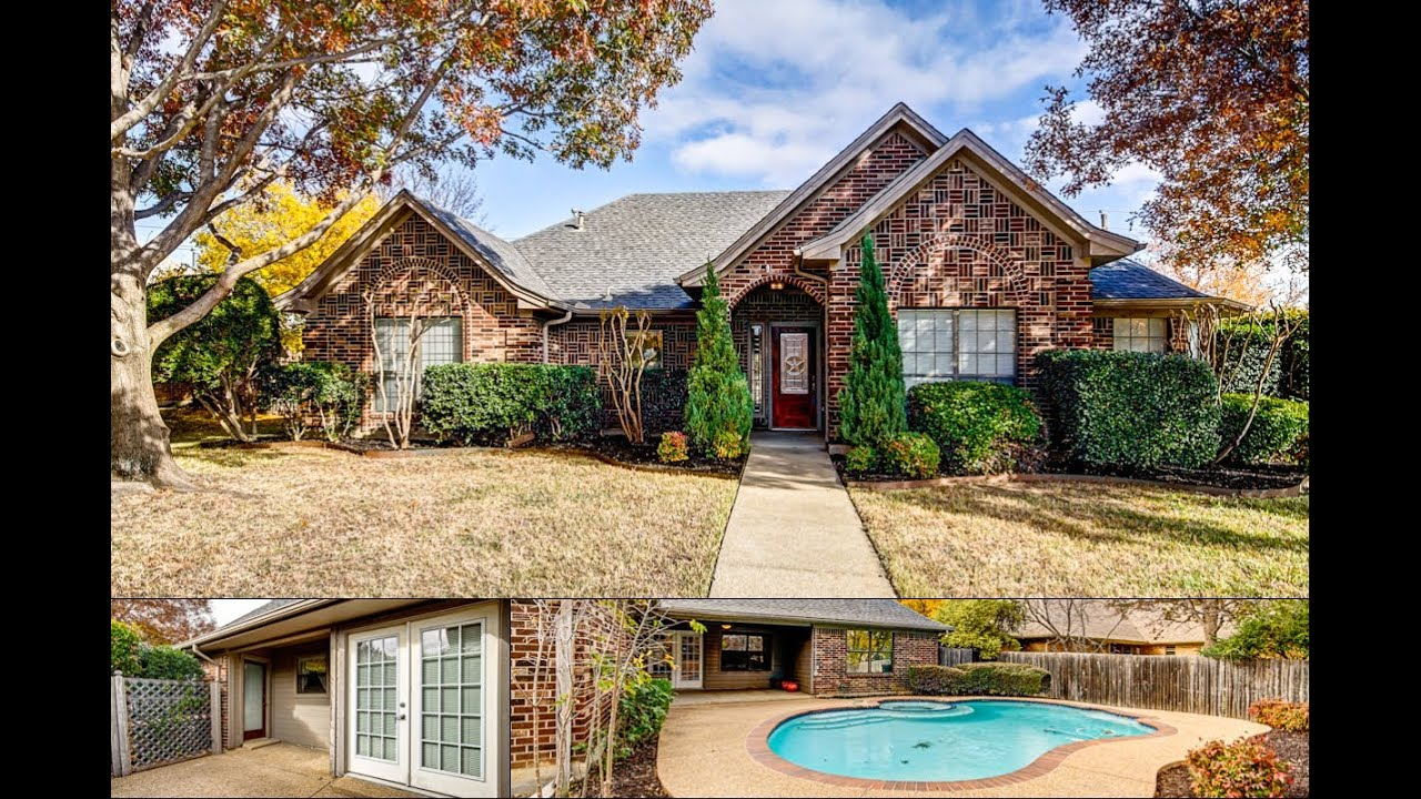 Homes for Sale with Pool in Keller TX