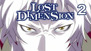 Lost Dimension PS3 / PS Vita Let's Play Walkthrough 2 - Suspicions, A Traitor Among Us!