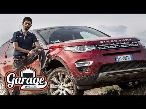 Land Rover Discovery Sport, la prova in off road di Giuliano