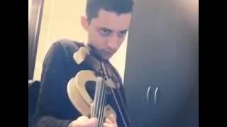 Kristian Xhaferaj keman (violin)