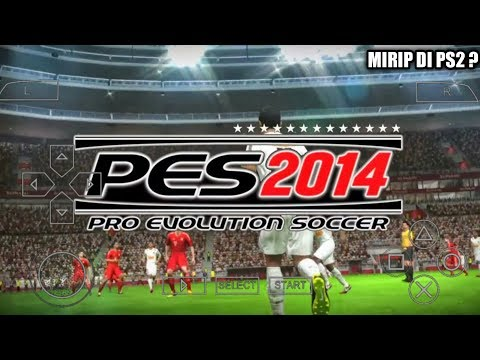 Cara Download Game PES 2014 (Latino) PPSSPP Android