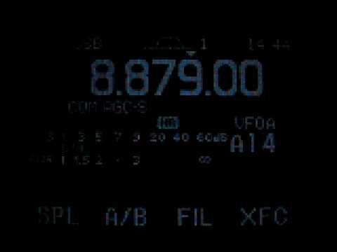 Bombay radio on 8879