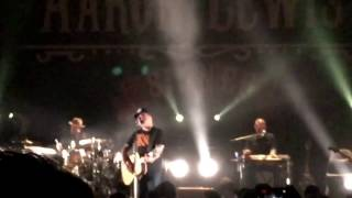 Aaron Lewis- Everlong @ The Palace, Louisville, KY 2/17