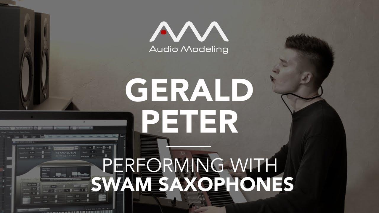 SWAM Saxophones | Audio Modeling