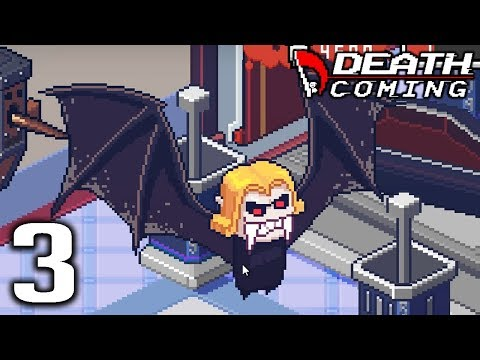 Death Coming - THE MONSTER MUSEUM ACT 3 – Death Coming Gameplay Part #3