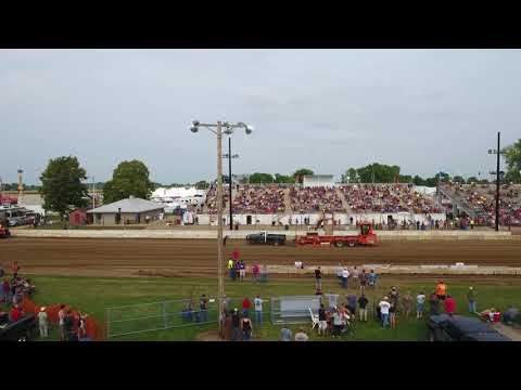 4x4 Truck Pull at the Dodge County Fair | Badger Truck Pullers Association BTPA