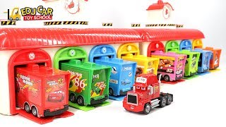 show and tell toys cars