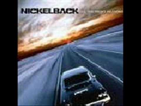 Nickelback - Animals - All the right reasons