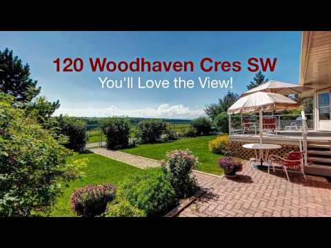 120 Woodhaven Cres SW   Video