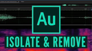 How to Isolate and Remove Unwanted Sounds in Adobe Audition CC screenshot 2