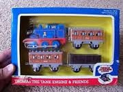 Nylint Thomas the tank engine review