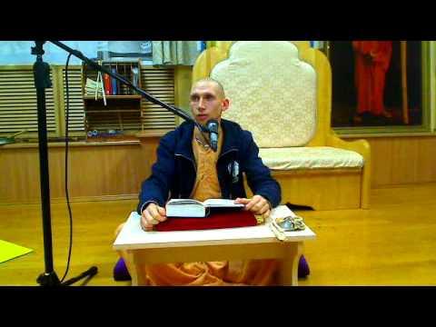 Бхагавад Гита 2.16 - Абхай Чайтанья прабху