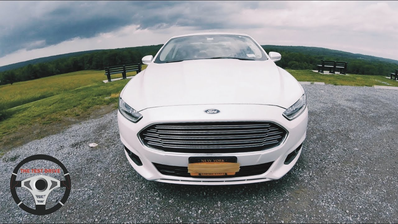Owner Review 2017 Ford Fusion Anium Awd 60 000 Mile Drive 0