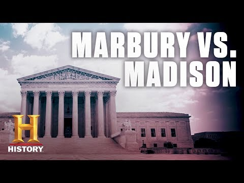 Marbury vs. Madison: What Was the Case About? | History