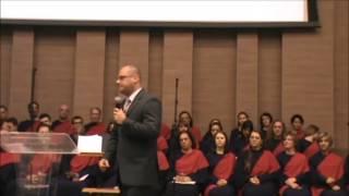 cantata páscoa 2013 Igreja Batista Alameda