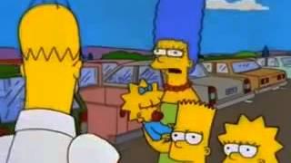 Simpsons - Bier Bier Bier, Bett Bett Bett