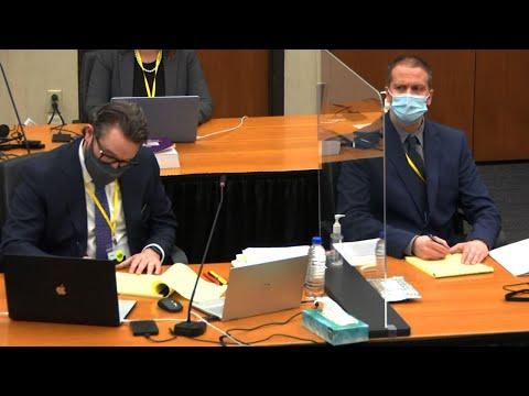 Bystanders testify in Derek Chauvin trial