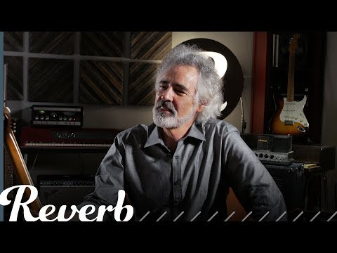 """Ron Blair On Recording """"American Girl"""" Bass Parts 