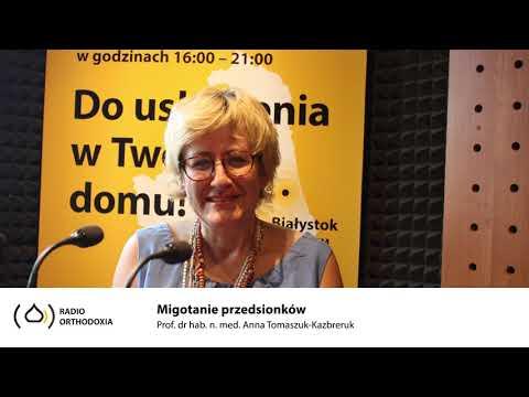 Migotanie przedsionków - prof. dr hab. Anna Tomaszuk-Kazberuk