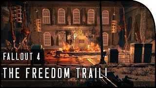 fallout 4 gameplay walkthrough part 28 the freedom trail suicidal super mutants