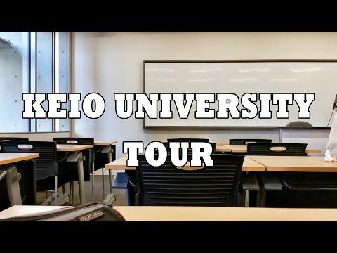 [VLOG EXTRA] FOLLOW ME TO UNIVERSITY |  KEIO University TOUR