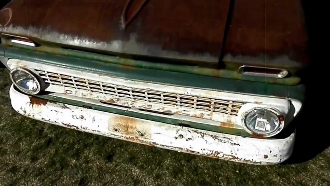Truck 1963 chevy truck parts : YENKO TUNED PARTS TRUCK 1963 CHEVROLET C-10 CUSTOM PICKUP - YouTube