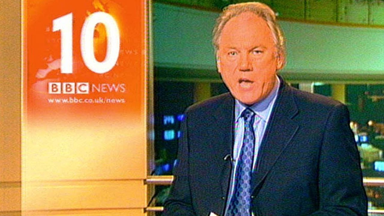 Peter Sissons dies: A recap of...