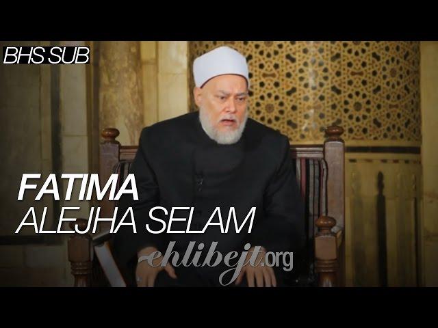 Fatima alejha selam (šejh Ali Džuma)