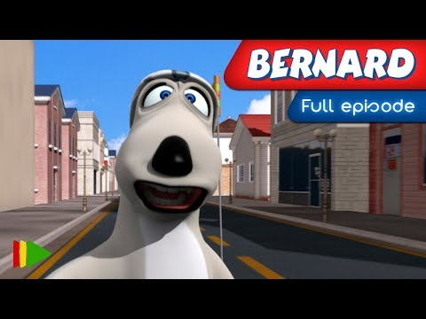 Bernard Bear (HD) - 17 - The Cart