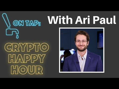 Ari Paul on Cryptocurrency Use Cases, Institutional Investor
