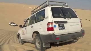Тунис.На джипах по Сахаре к декорациям фильма