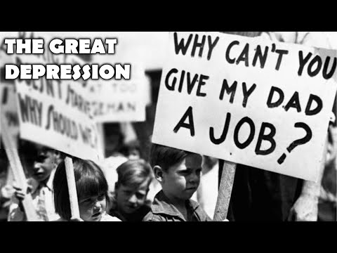 The Great Depression: A Quick History Lesson