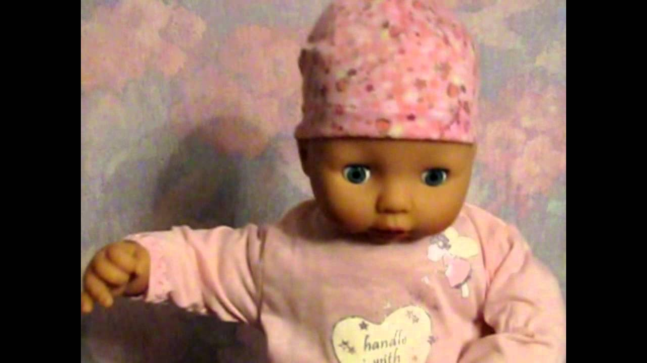 Baby Annabell 2011 - YouTube