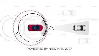 Intelligent Distance Control A Nissans Worlds First Technology