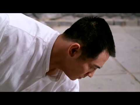 Jet Li's Amazing Fighting Skills