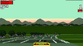 DOS Game: Lotus - The Ultimate Challenge