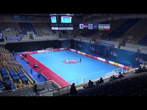 Iraq v Uzbekistan (AFC Futsal Championship 2018: 3rd/4th Placing)