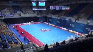 Iraq v Uzbekistan (AFC Futsal Championship 2018: 3rd/4th Placing)
