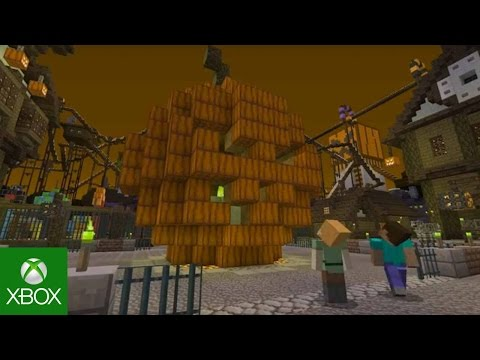 Minecraft Halloween Mash-Up Pack