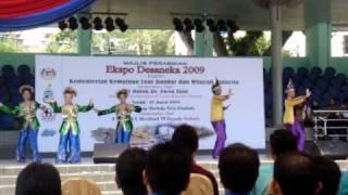 daling-daling dance ( lolai song )