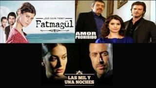3 CANCIONES DE TELENOVELAS TURCAS (Audio)
