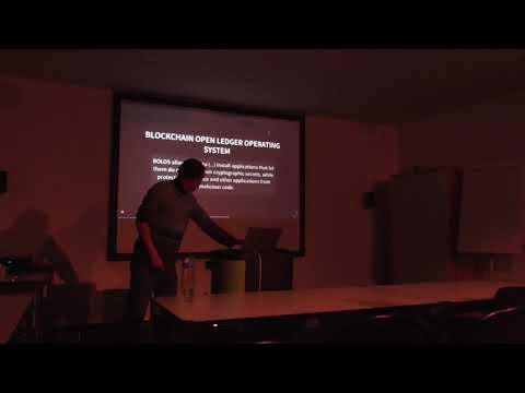 IOTA Meetup: IOTA on the Ledger Nano S