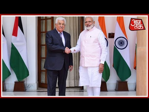 Breaking News | Palestine Confers Narendra Modi With 'Grand Collar', Its Highest Honour
