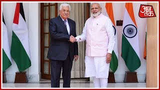 Breaking News   Palestine Confers Narendra Modi With 'Grand Collar', Its Highest Honour