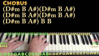 father stretch my hands pt 2 kanye west piano lesson chord chart
