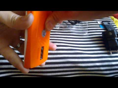 Nokia Asha 205 (dual sim) Unboxing