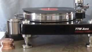 Outer Record Clamp Flatten and Improve the Sound of Your Vinyl