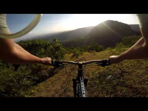 Zamboanga technical downhill trail