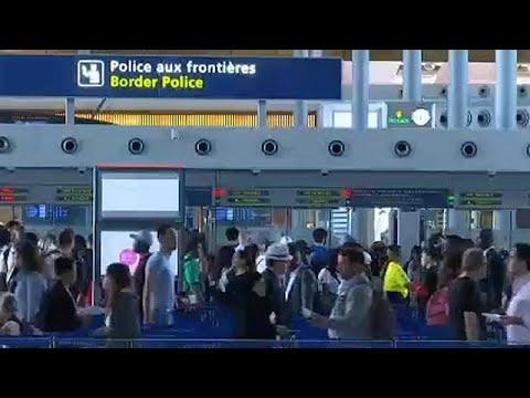 Retards dans les aéroports européens - economy