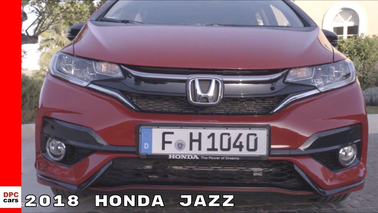 2018 Honda Jazz Dynamic 15 Litre I Vtec Euro Spec Youtube